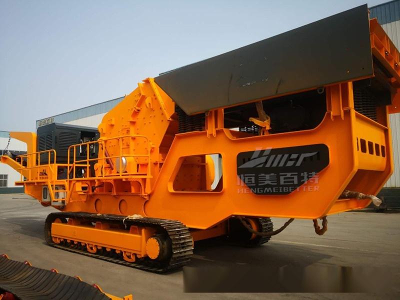 移動式破碎機-建築垃圾破碎站-制砂機-破碎設備800404052