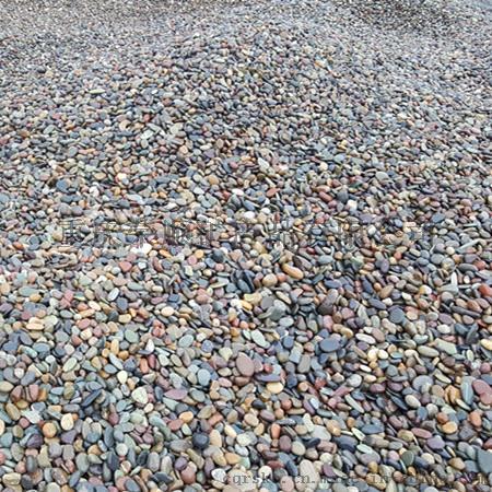 五彩鹅卵石2-3cm