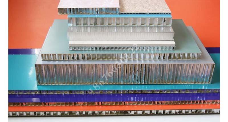 唐山公共衛生間鋁蜂窩板隔斷材料 蜂窩吸音鋁板安裝86430895
