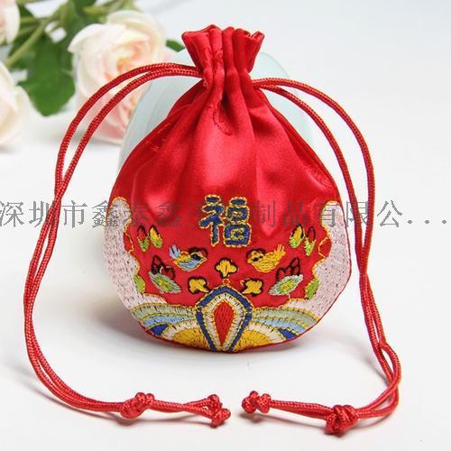 厂家生产定制珠宝首饰袋867478985