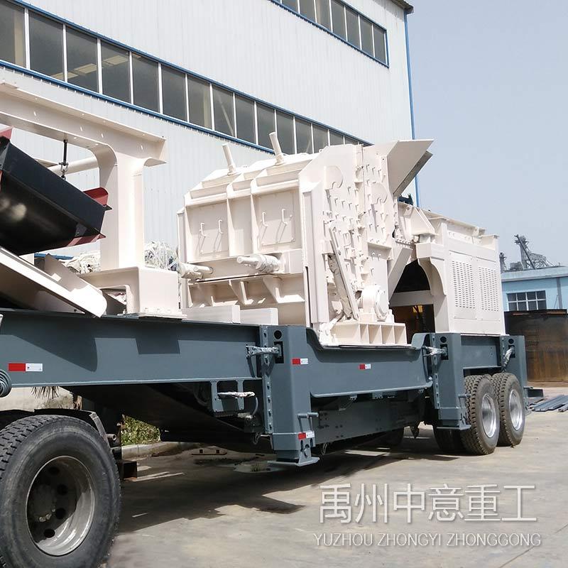 江苏移动式建筑垃圾处理设备将垃圾变废为宝819162562