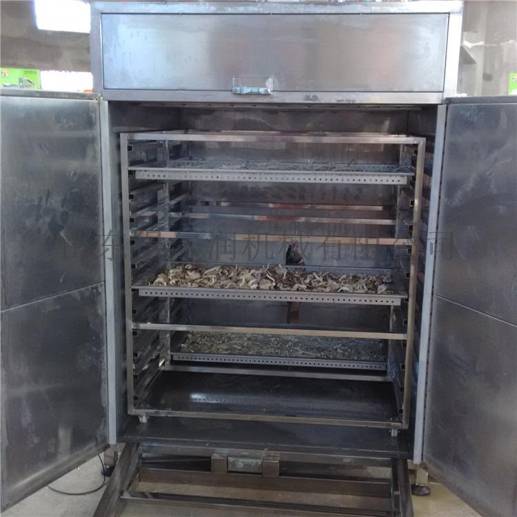 热风循环烘箱 山药片玛咖片烘干机 气电两用烘干箱801566782