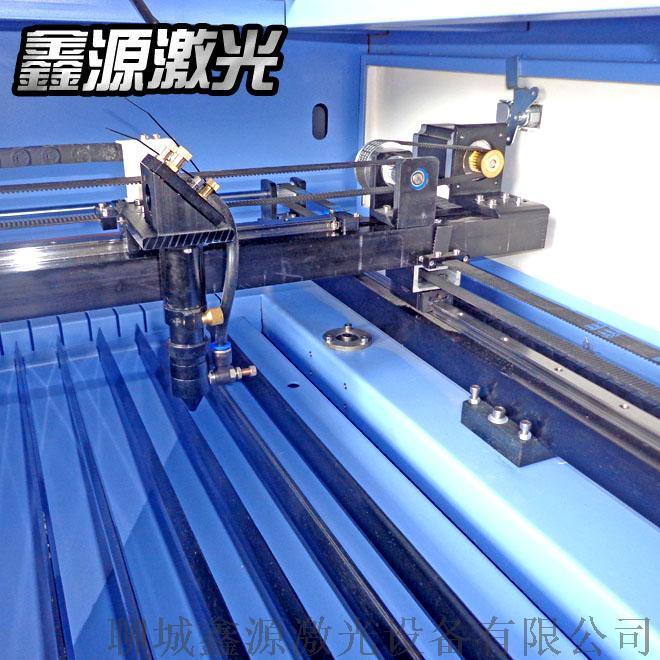 鑫源1390型出口型工藝品廣告鐳射雕刻機/鐳射切割機717816282