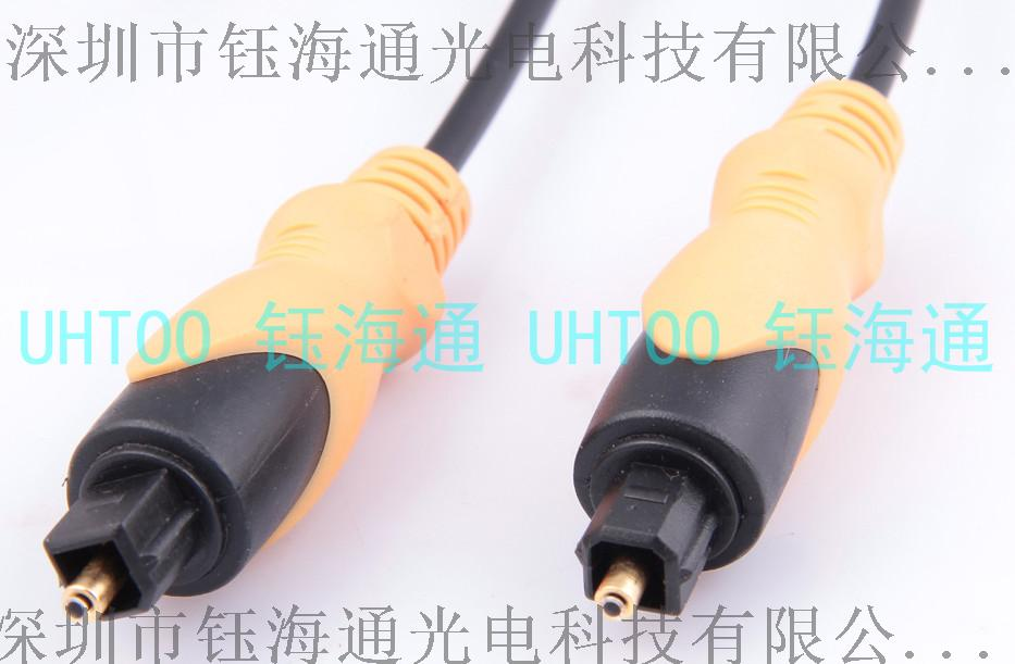 进口塑料光纤音频跳线、Toslink音频跳线97907435