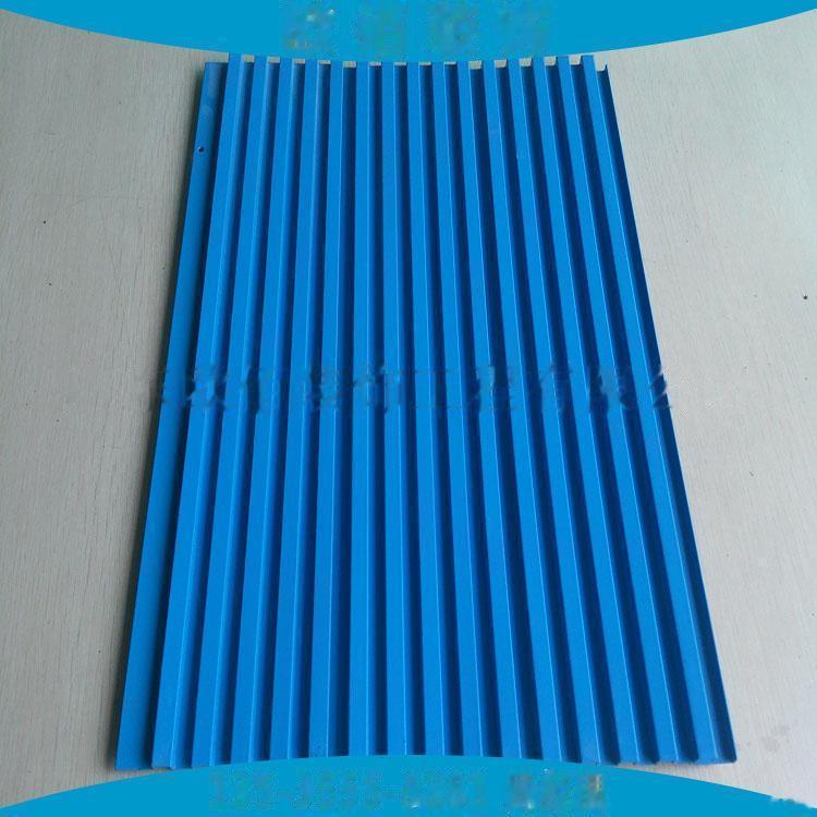 10*10规格波纹铝板吊顶天花 墙面装饰凹凸型长城铝板101646095