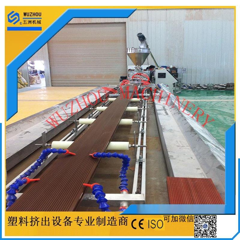 PVC裝飾型材生產線-PVC塑料型材機械設備108442585