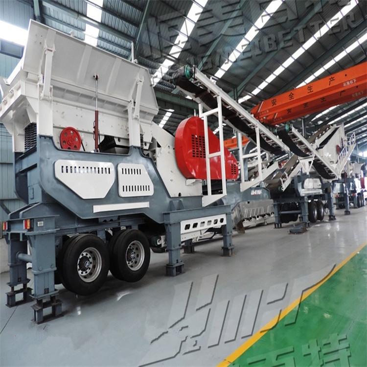 北京建筑垃圾再生利用设备 移动式青石破碎机价格88512132
