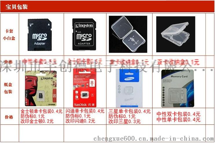 直銷高速版TF2g8g16gtf手機記憶體卡SD卡37867522