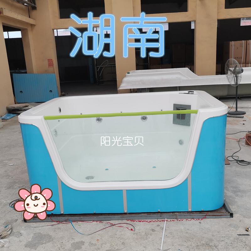 大型嬰幼兒游泳池,兒童游泳池設備,亞克力嬰兒洗澡池896401665