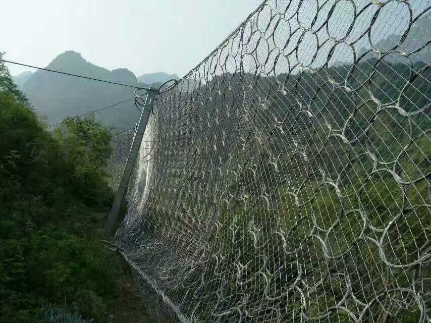 边坡防护网国家标准 主动防护网报价948299005