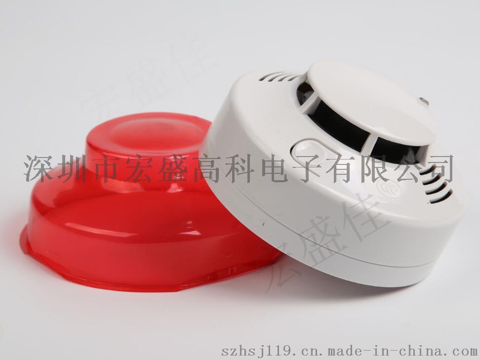 JTY-GF-TX6190 獨立式光電感煙火災探測報警器5