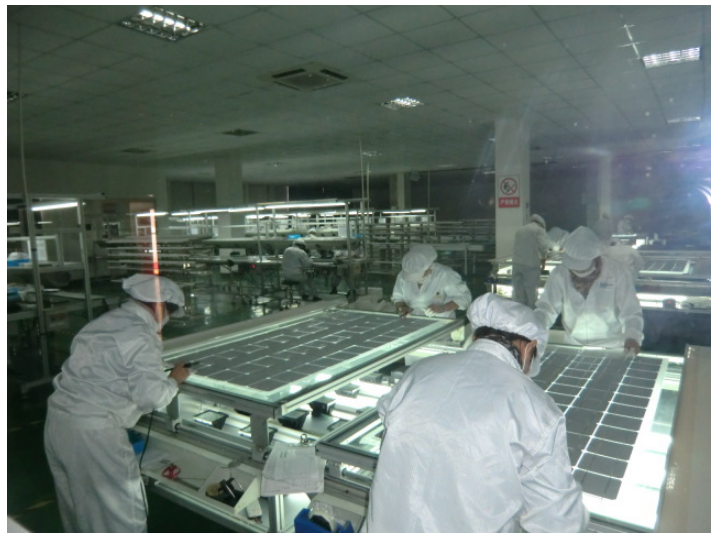 厂家直销 太阳能发电组 单晶的**光伏板 太阳能电池板24010622