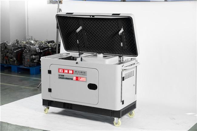 静音6千瓦小型柴油发电机车载式91924712