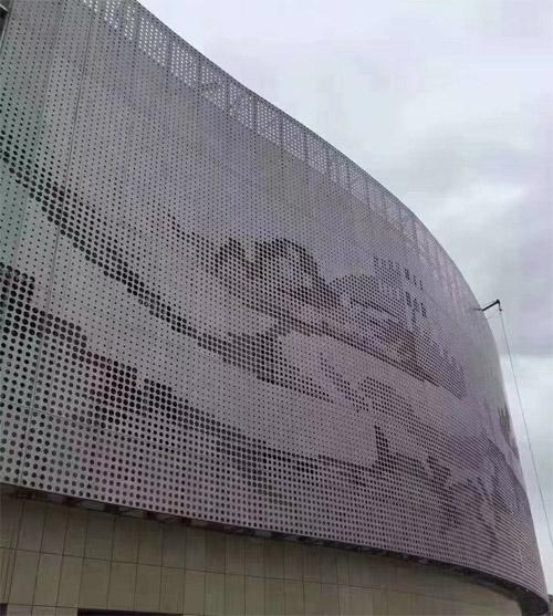 外牆穿孔鋁板貼圖 衝孔鋁板幕牆圖案 鋁單板幕牆規格.jpg