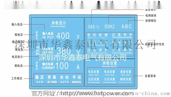 三相500KVA大功率稳压器500KW全自动稳压器129623535