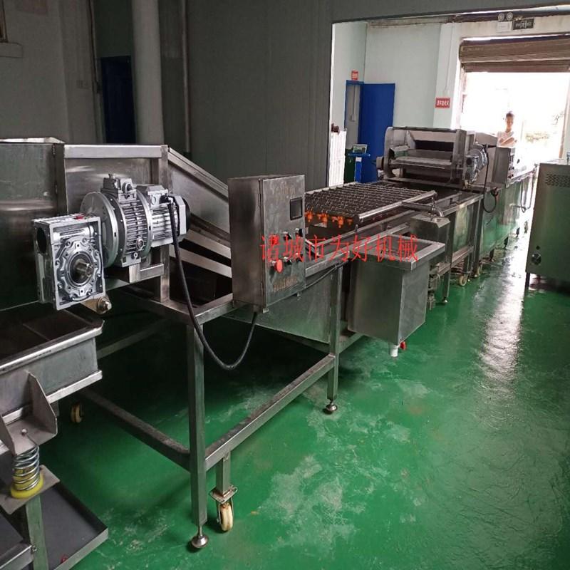 贵州花椒杀青线  蔬菜清洗机 杀青流水线设备126639162
