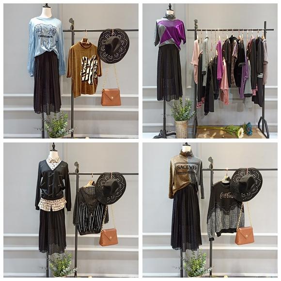 时尚大码女装剪标品牌帕拉娜  折扣店哪来的货源89704975