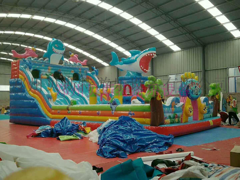 黑龙江儿童充气滑梯厂家推荐真的是很棒742797112