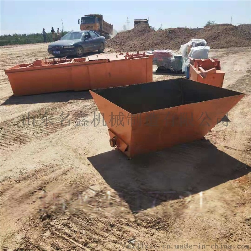 水渠成型机现场指导施工 一次成型液压水渠成型机107764822