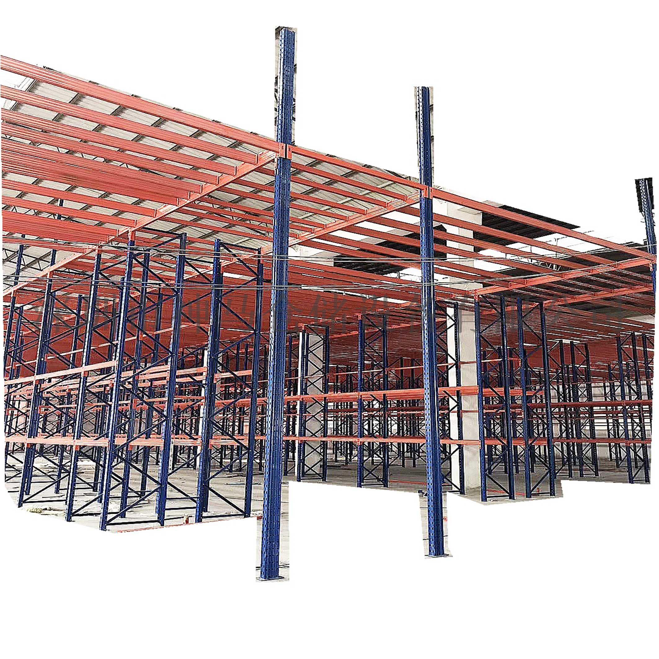 广州平台仓储货架厂,仓库平台设计,广东仓储平台货架941587475