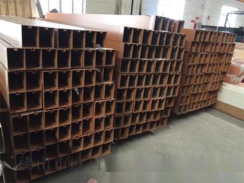 南寧仿木紋鋁方通生產商 型材鋁方通規格大全814651555