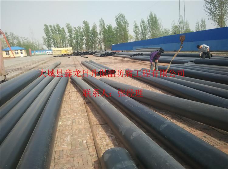 鑫龍日升DN300聚氨酯直埋保溫管熱力管網用13009542