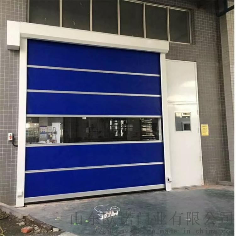 济南厂家供应 工业快速门 PVC堆积门59906762
