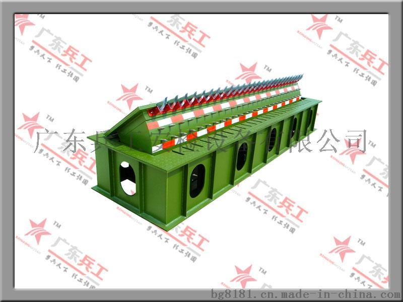 供应BG-LZJ108 钢钉减速带式破胎器54208655