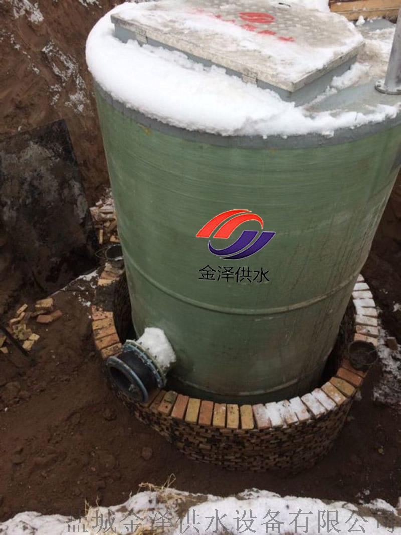 玻璃钢一体化污水提升泵站类型894613315