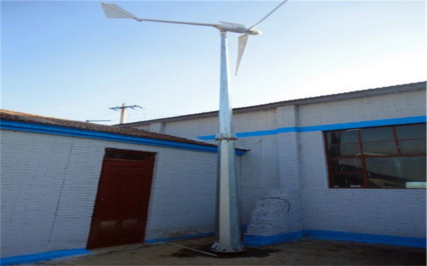 供應晟成2000w風力發電機 風光互補路 青島風力發電機 風光互補發電機26524912