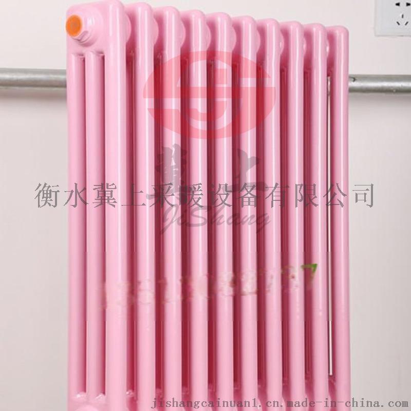 冀上鋼製三柱暖氣片 鋼三柱散熱器 工程暖氣片739492502