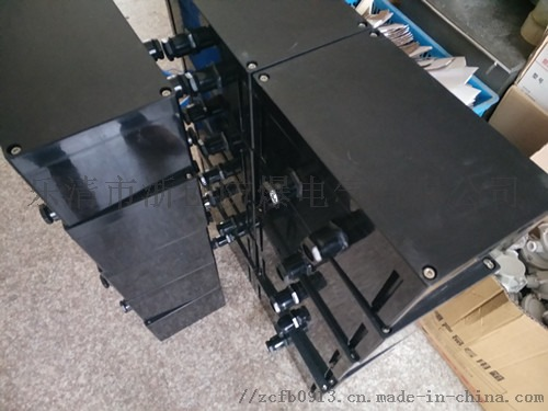 隔爆型防爆接线箱/铝合金防爆箱500*40092591205