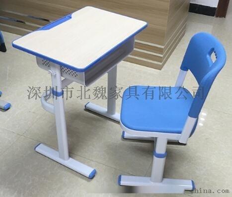 深圳连体钢木结构课桌椅_钢木课桌椅厂家105275535