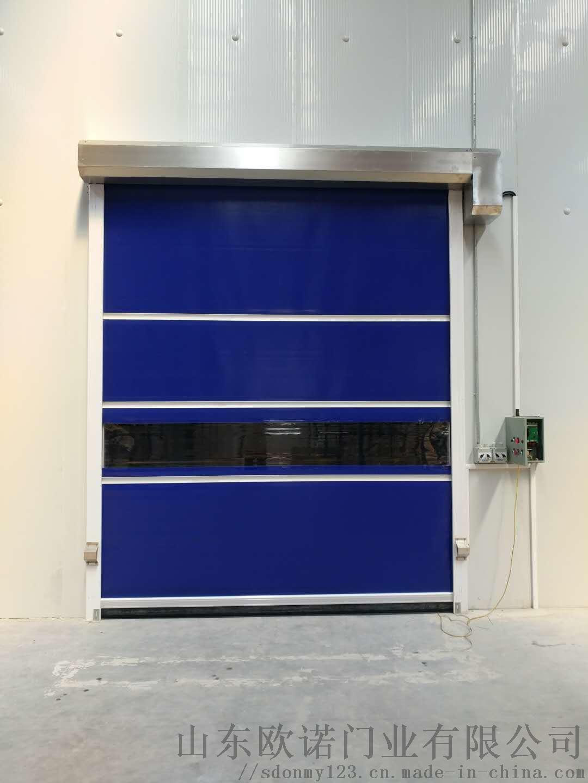济南厂家供应 工业快速门 PVC堆积门59906792
