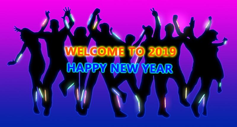 2019迎新年聚会发光玩具 节庆用品89375565