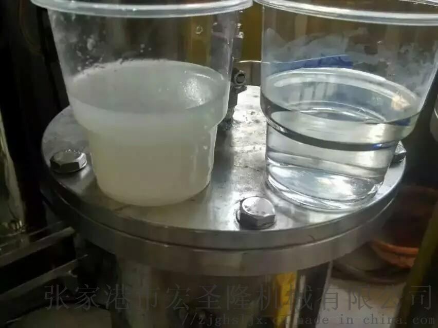 机床废渣清理设备  冲压液槽废渣油处理104174925
