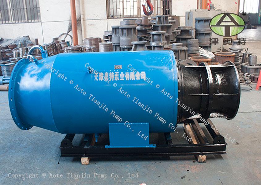 津奧特400QHB-50混流潛水泵現貨55677995