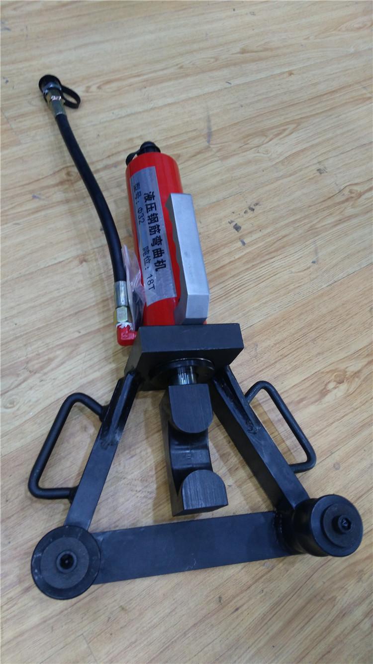福建漳州手提钢筋弯曲机便携式钢筋切断机价格