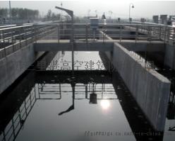 造纸厂污水处理池渗漏水堵漏施工804289875