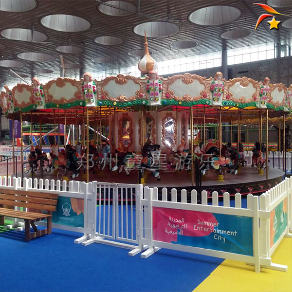 旋转木马游乐设备专业定制 公园儿童游乐设施厂家57479212
