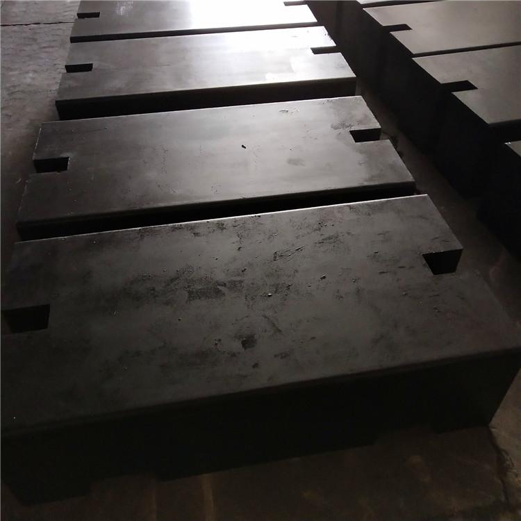 高青县1吨平板砝码1000kg铸铁砝码793356252