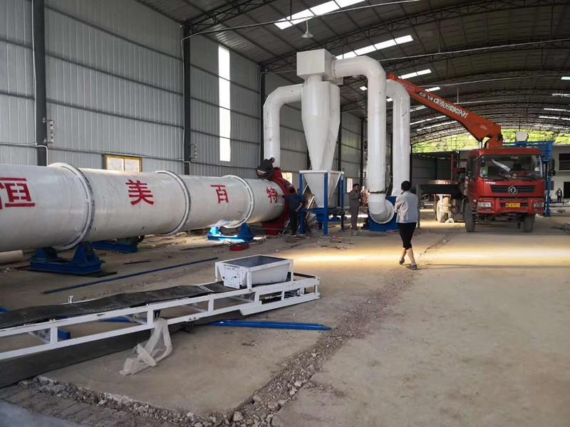 農村用清潔能源設備 棉杆木材顆粒機生產線114850672