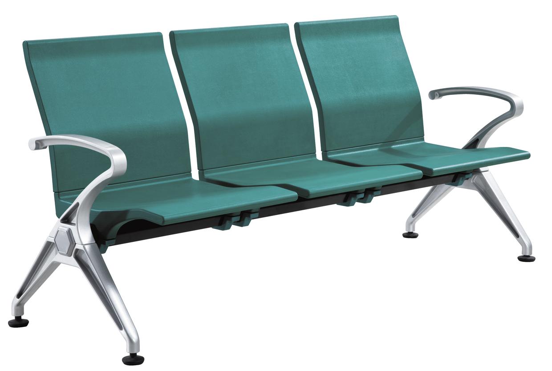 车站等候椅厂家、不锈钢公共机场排椅、候诊椅34795655