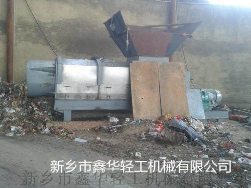 2014垃圾压榨机现场图片__副本