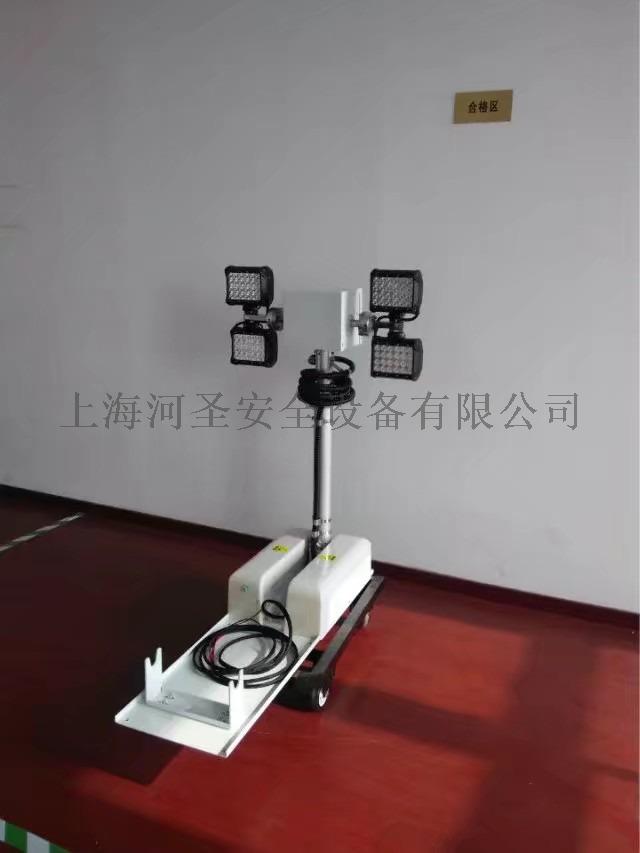 曲臂式车载照明灯 车载移动照明设备 上海河圣95799232