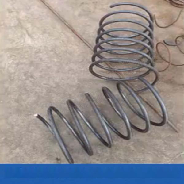 河北钢筋螺旋筋成型机螺旋筋成型机自动切断