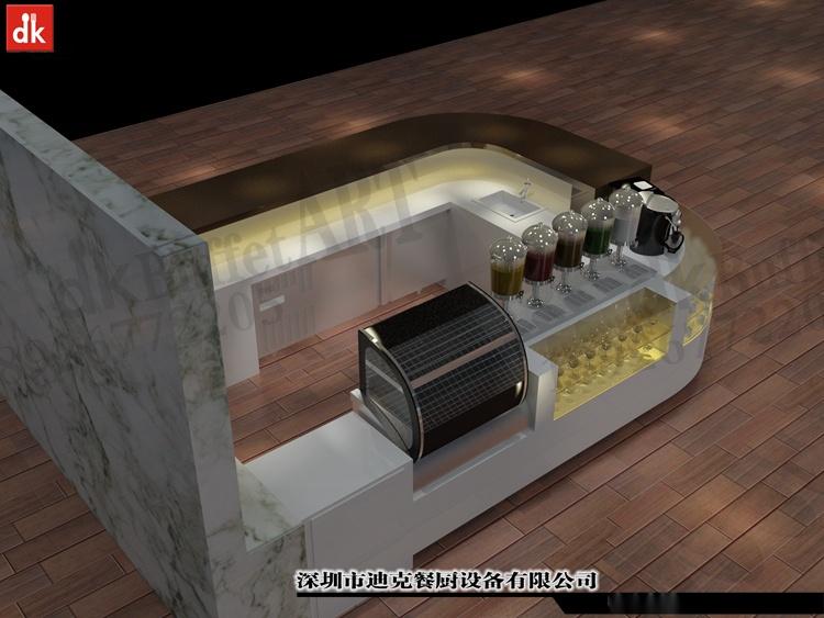迪克餐廚設計 移動布菲臺專業定製 配套自助餐檯設備92879535