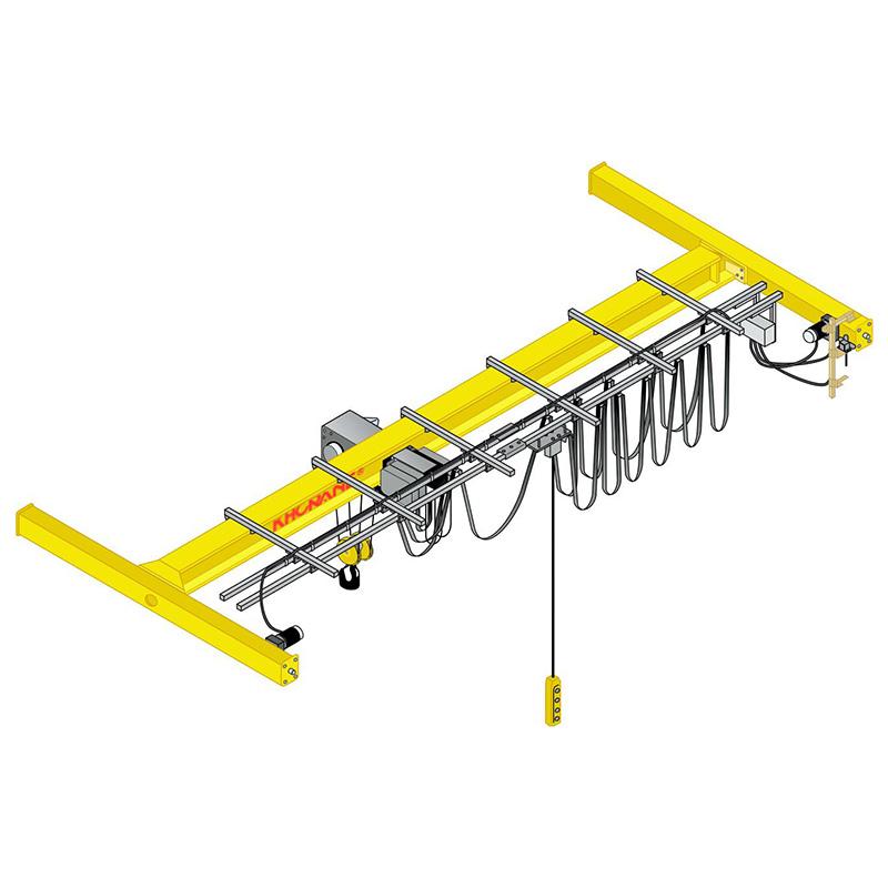 LD-2T欧式电动单梁起重机_双梁起重机_118611565