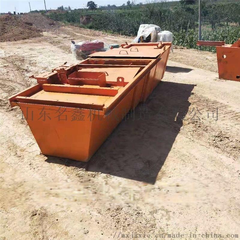 水渠成型机现场指导施工 一次成型液压水渠成型机827301622