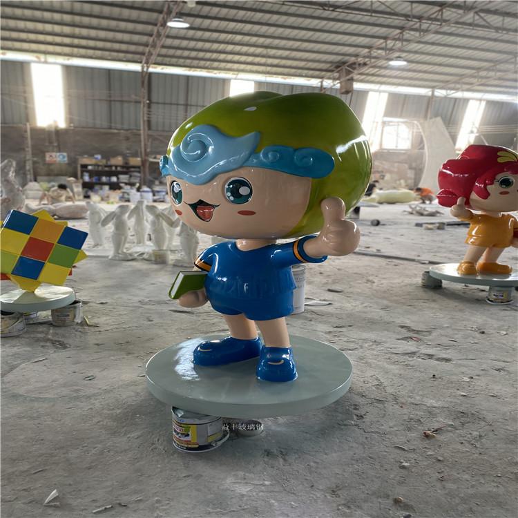 形象卡通雕塑 韶关卡通熊猫雕塑方法步骤938399835